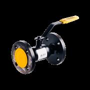 Кран шаровой стальной фланцевый Broen Ballomax КШТ 11с10фт 60.003.040 Ду 40 Ру16