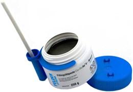 Флюс-паста с добавлением мягкого припоя Felder Cu-Rofix®3-Spezial, с держателем  для кисточки, 250 гр