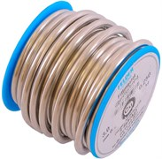 Мягкий припой Felder Cu-Rotin®4, S-Sn97Ag3, ф 3 мм, 250 гр
