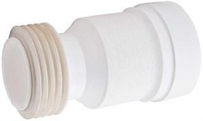 Гофра для унитаза Орио Ф110, длина 250-550мм (арт.С-990)