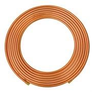 """Медная труба для кондиционеров 1/4"""" (6,35х0,76) Majdanpek ASTM B280, бухта 50 м"""