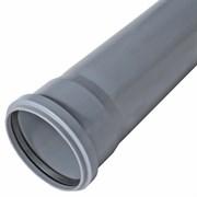 Труба Политэк для внутренней канализации 110 х 25 см