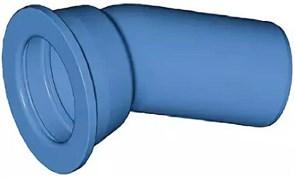Колено раструб-гладкий конец (УРГ) Полимерпласт DN 150