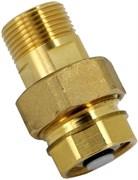 """Присоединительный клапан Watts FIXFLEX 3/4"""" для расширительного бака"""