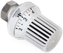 Термоголовка Oventrop, жидкостный датчик, цвет белый