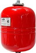 Расширительный бак Uni-Fitt для отопления со сменной мембраной 18 л