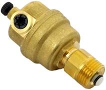 """Воздухоотводчик автоматический Watts MKV Microvent с отсекающим клапаном 1/2"""""""