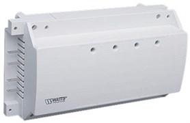 Модуль управляющий базовый Watts  WFHC откр. сервопривод Master (4зон.24В)