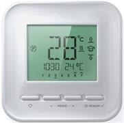 Термостат Теплолюкс TP 515 цифровой с дисплеем белый