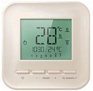 Термостат Теплолюкс TP 515 цифровой с дисплеем кремовый