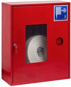 Шкаф пожарный красный ФАЭКС ШПК 310 НОК универсальный эконом