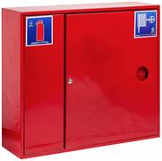 Шкаф пожарный красный ФАЭКС ШПК 315 НЗК универсальный