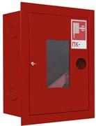 Шкаф пожарный красный ФАЭКС ШПК 310 ВОК универсальный эконом