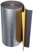 Рулон теплоизоляционный самоклеящийся Energoflex Black Star Duct AL с покрытием алюминиевая фольга 3мм х 1м х 30м