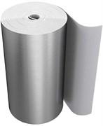 Рулон теплоизоляционный Energoflex Super AL серый с покрытием алюминиевая фольга 10мм х 1м х 10м