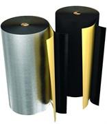 Рулон теплоизоляционный самоклеящийся Energoflex Black Star Duct черный из вспененного полиэтилена 5мм х 1м х 20м