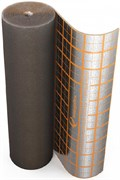 Рулон теплоизоляционный Energoflex Energofloor Compact  с покрытием алюминиевая фольга 5мм х 1м х 20м