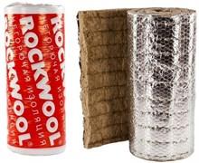 Рулон минеральная вата ROCKWOOL WIRED MAT 80 ALU 40х1000-6