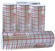 Лавсан для теплого пола с разметками Изоком ПЛ (30м2) 5мм x 1,2м x 25м