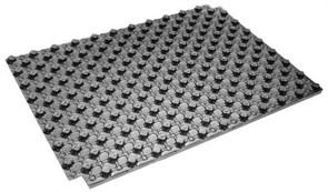 Плита для теплого пола Uni-Fitt 20х1100х800 мм (S 10 шт=8.8 м² ) с фиксаторами