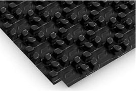 Плита теплоизоляционная ROLS ISOMARKET Energofloor Pipelock Solo для укладки теплого пола 20мм х 1,1м х 0,7м